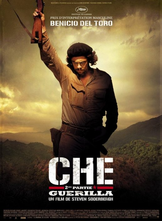 Rodajes Grip Factory - Che - Guerrilla2(2008)